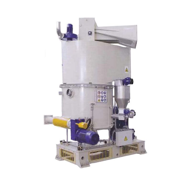 plastic recycling machine price list in india